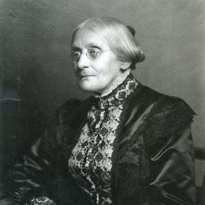 Happy Primary Day, Susan B. Anthony. Photo: PhotoQuest/Getty Images