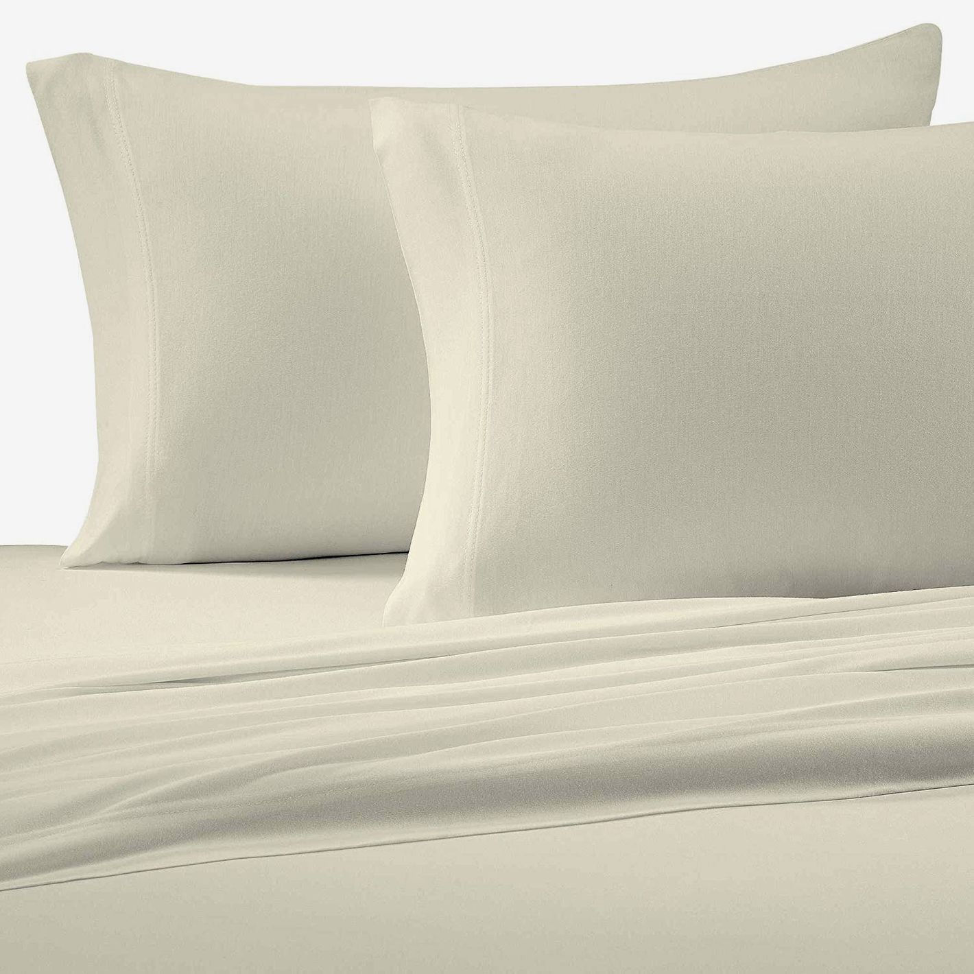 Brielle Cotton Jersey Knit Sheet Set