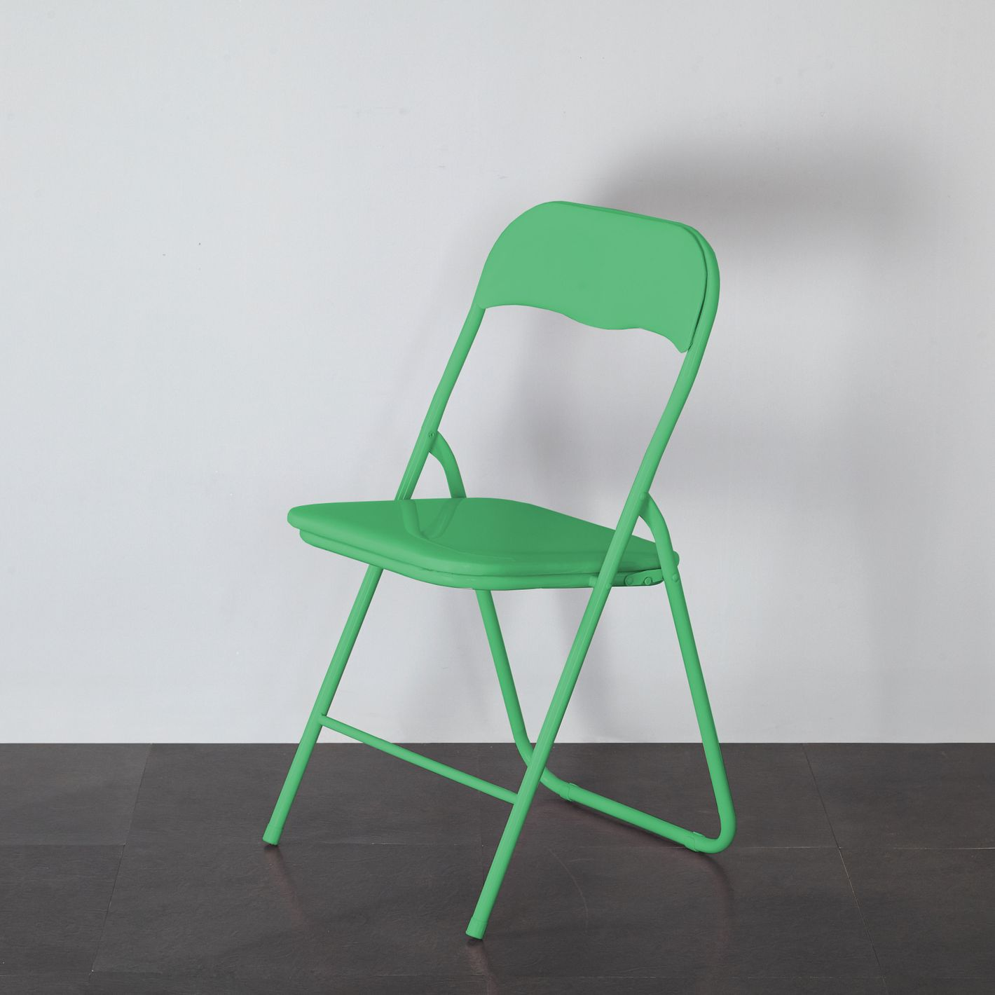 Mainstays Padded Folding Chair, Mint