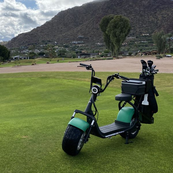Phat Scooters HD Golf Electric Scooter