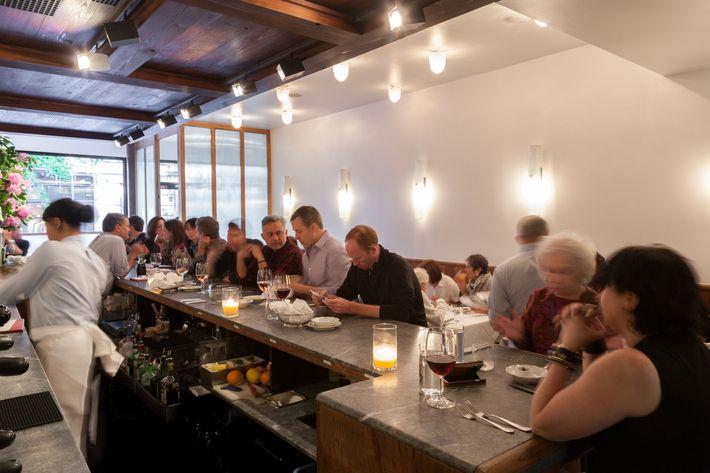 The absolute best west village restaurants