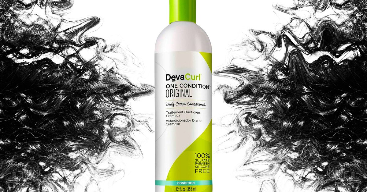 Is Devacurl The Reason Women S Hair Is Falling Out