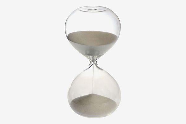 Nicola Spring 15 Minutes Hourglass