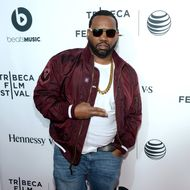 "NEW YORK, NY - APRIL 16:  Rapper Raekwon attends the ""Time Is Illmatic"" Opening Night Premiere during the 2014 Tribeca Film Festival at The Beacon Theatre on April 16, 2014 in New York City.  (Photo by Larry Busacca/Getty Images for the 2014 Tribeca Film Festival)"