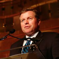WASHINGTON - APRIL 29: Rep. Charlie Dent (R-PA) speaks at the donation ceremony of Lutron objects to the Smithsonian's National Museum of American History on April 29, 2010 in Washington, DC. Lutron donated a variety of objects from the company's history, including one of the first light dimmers. (Photo by Brendan Hoffman/Getty Images for Lutron) *** Local Caption *** Charlie Dent