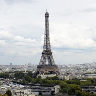 FRANCE-LANDMARKS