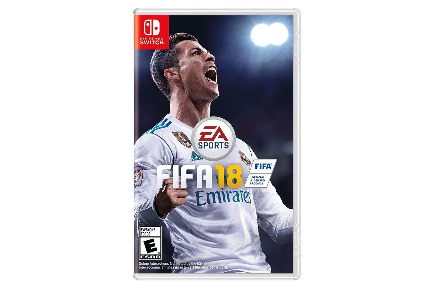 FIFA 18 Standard Edition — Nintendo Switch