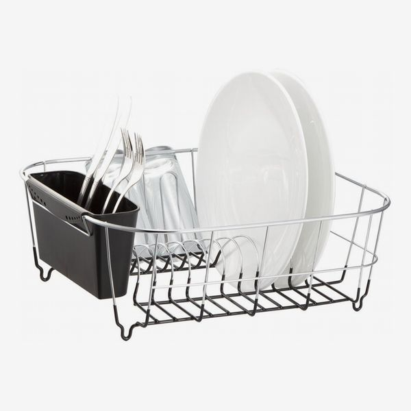 Neat-O Deluxe Chrome-Plated-Steel Small Dish Drainer
