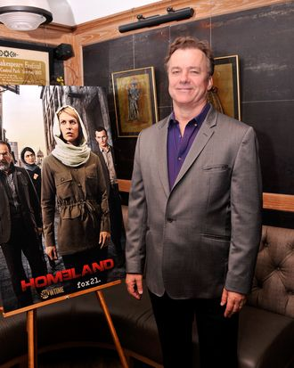 NEW YORK, NY - SEPTEMBER 04: Michael O'Keefe attends a Private Reception And Screening Of Homeland Season 4 on September 4, 2014 in New York City. (Photo by Stephen Lovekin/Getty Images for Showtime)