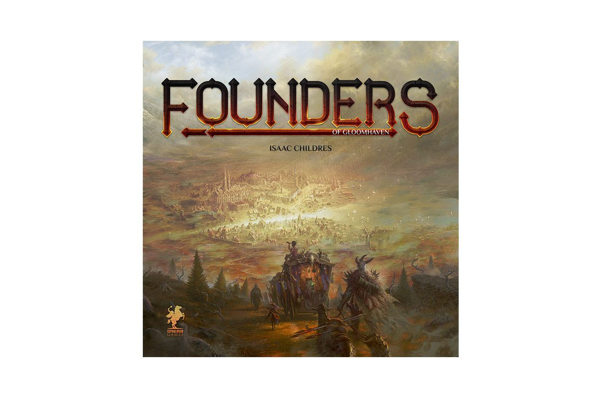 <em>Founders of Gloomhaven</em>