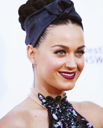 Katy Perry, trademark pending