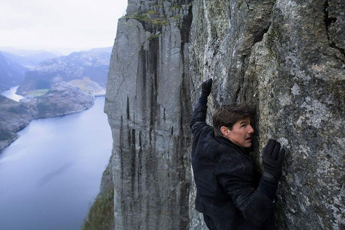 Read our review for Mission Impossible Fallout