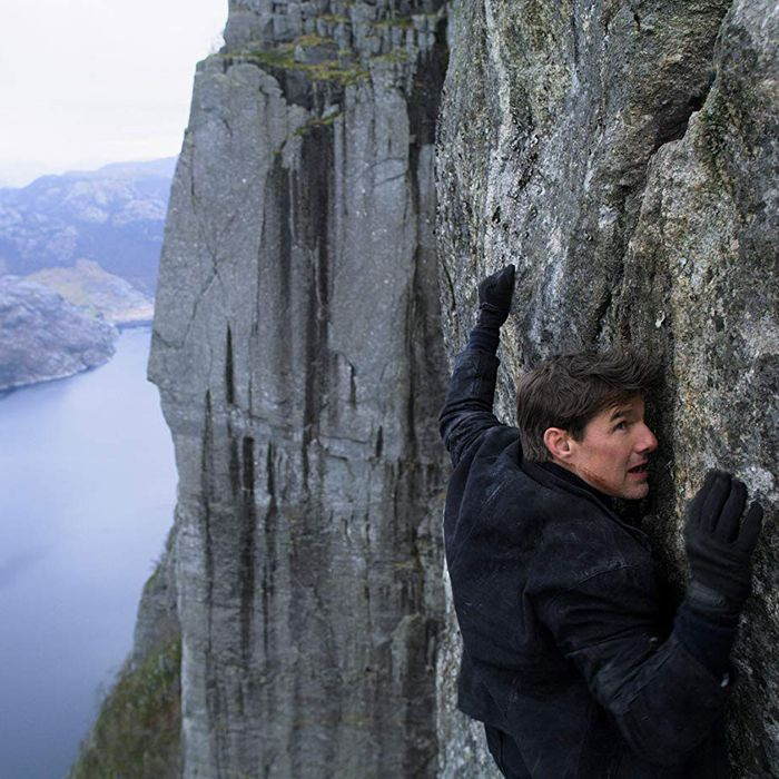Tom Cruise Suffers For You In Mission Impossible Fallout
