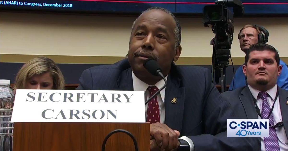 Ben Carson Confuses a Cookie for a Real-Estate Term the HUD Secretary Should Know