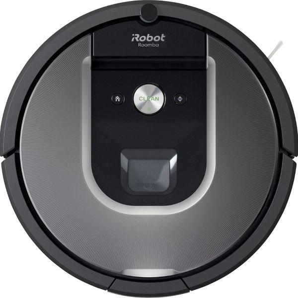 iRobot Roomba 960 Wi-Fi-Connected Robot Vacuum