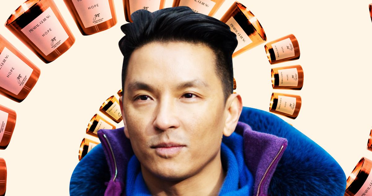 For Prabal Gurung, Love Smells Like Resistance