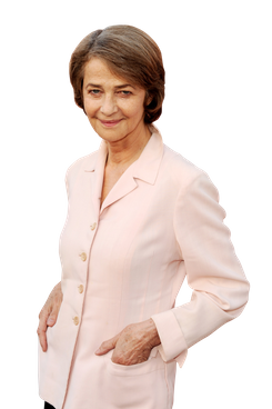 "Actress Charlotte Rampling arrives at the premiere screening of Showtime's ""Dexter"" Season 8 at Milk Studios on June 15, 2013 in Los Angeles, California."