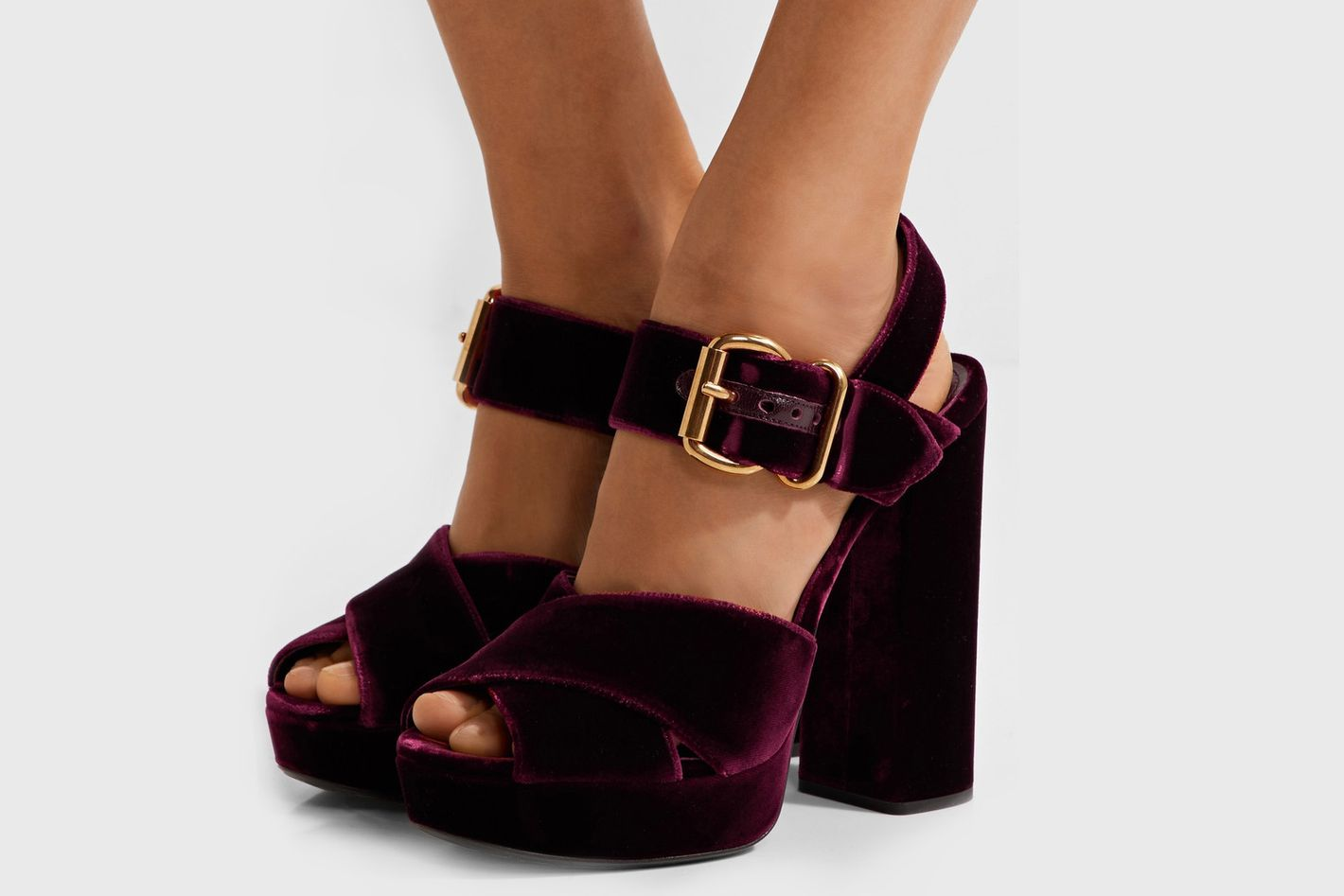 The Purple Prada Platforms I Can t Stop Dreaming About 836e23c92