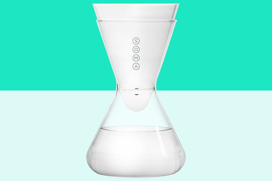 Soma Sustainable Carafe & Plant-Based Water Filter