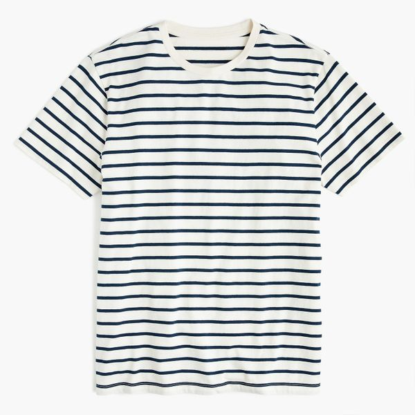Essential T-shirt in Deck Stripe