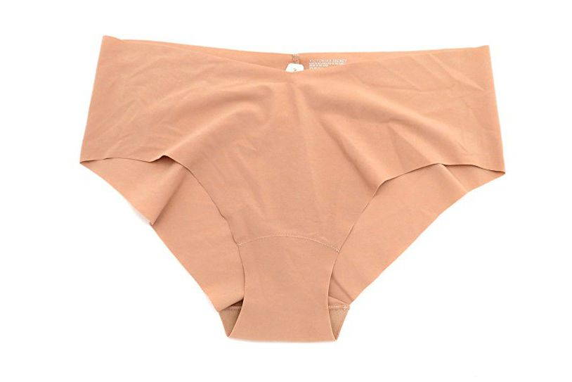 Can you get pregnant if you had on your panties and bra and he had on his shorts and boxers and he w