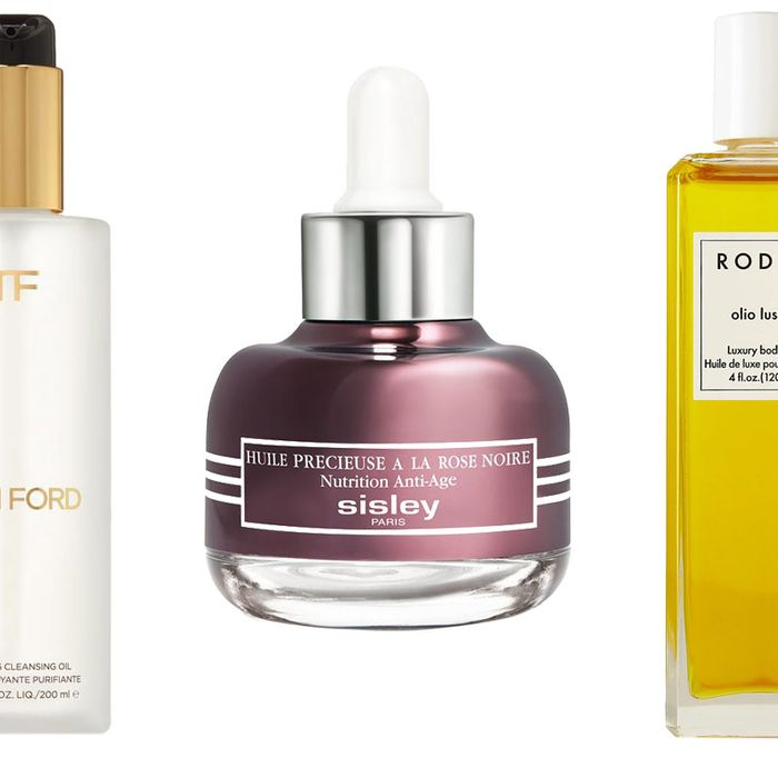 If these beauty oils could talk, they would say,