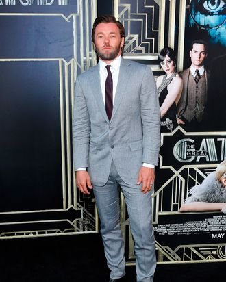 Actor Joel Edgerton attends the