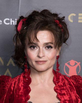 Helena Bonham Carter.