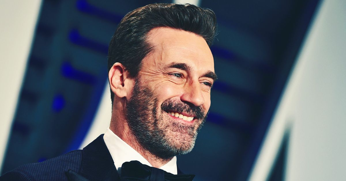 Turns Out Jon Hamm Is Pretty Hot