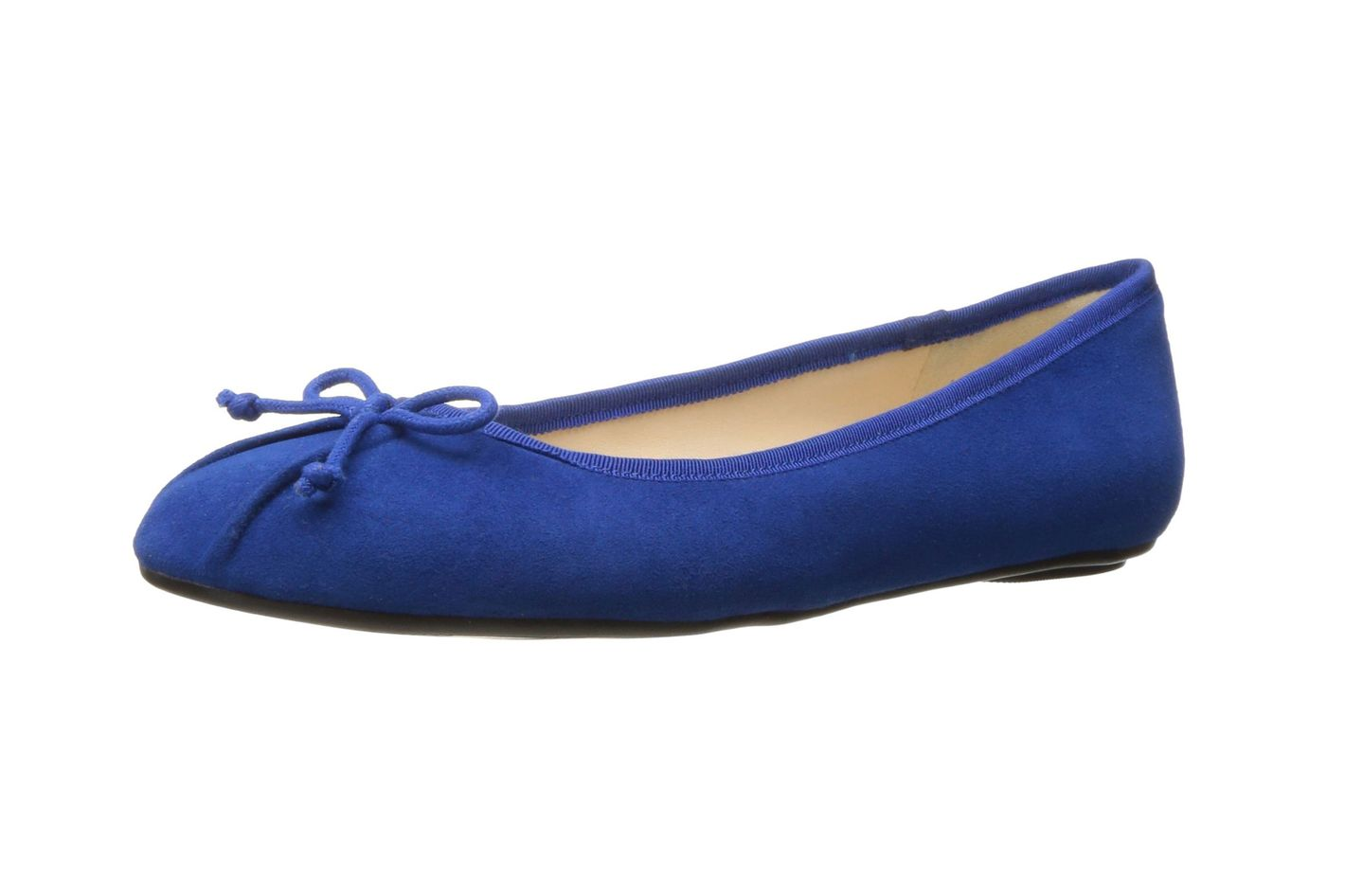 Nine West Women's Batoka Suede Ballet Flat