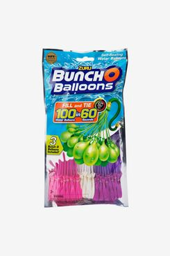 Zuru Bunch O Balloons Instant 100 Self-Sealing Water Balloons