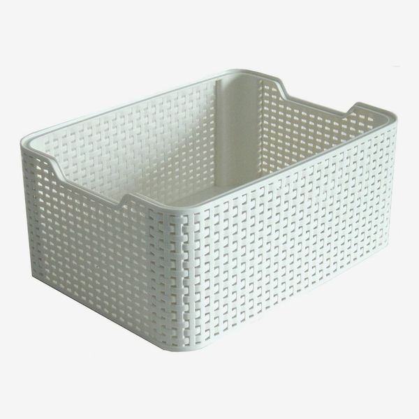 Curver Small Rectangular Storage Basket