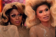 RuPaul's Drag Race Recap: Happy RuPaulidays!