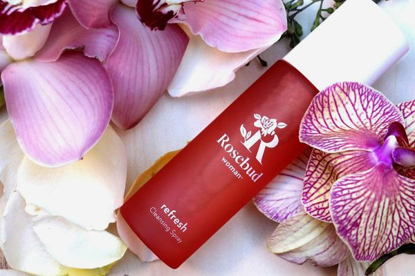 Rosebud Woman Refresh: Cleansing Spray