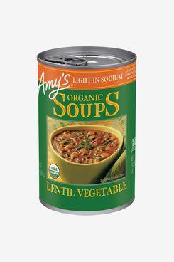 Amy's Organic Soups Lentil Vegetable