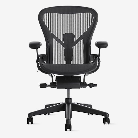 Herman Miller Aeron Chair, Medium