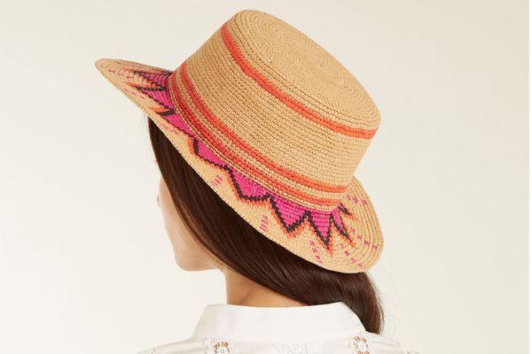 Sensi Studio 2033 Woven Straw Hat