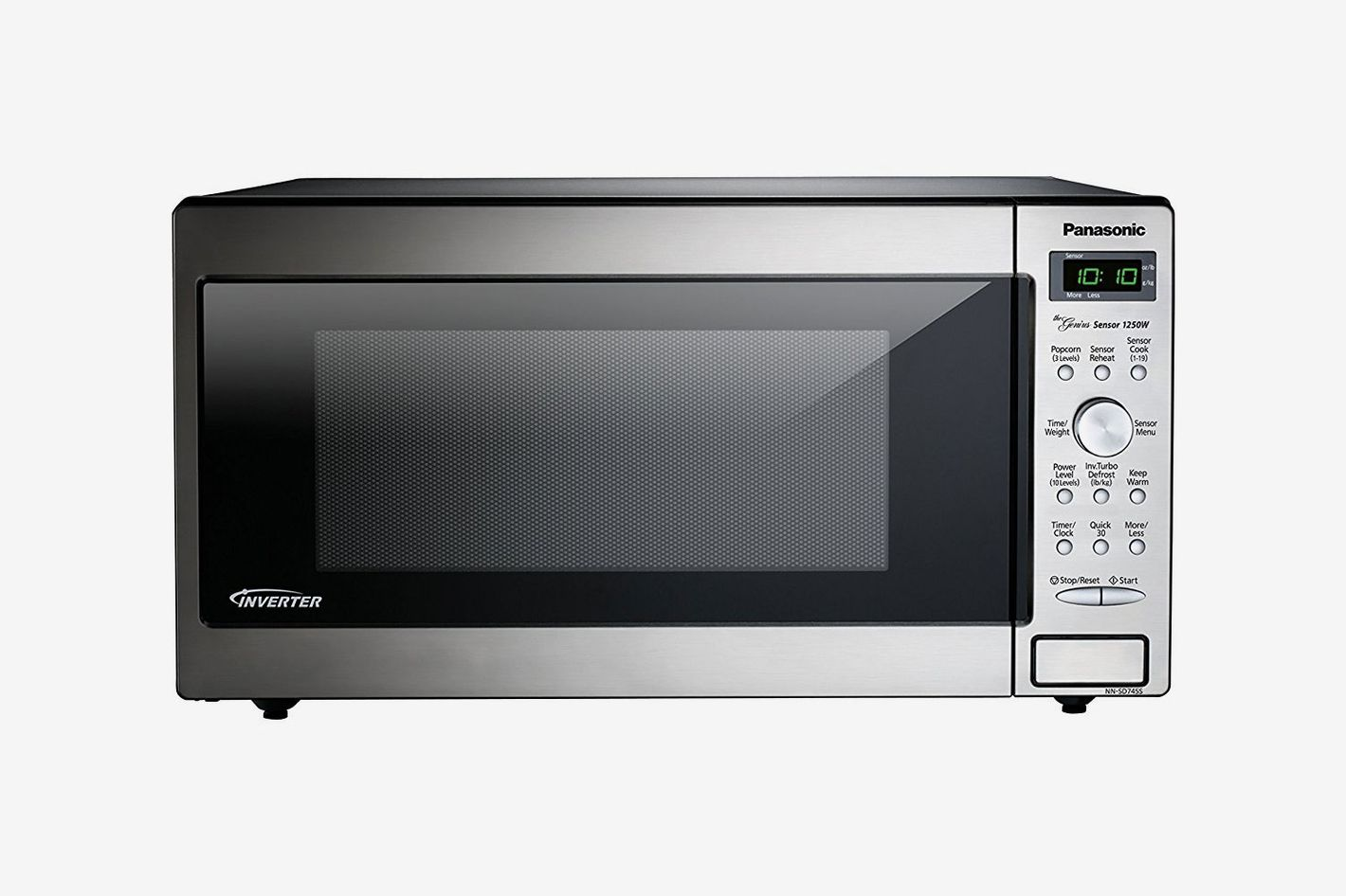 Panasonic Nn Sd745s Countertop Built In Microwave With Inverter Technology