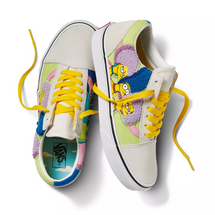 The Simpsons x Vans Old Skool - Bouviers