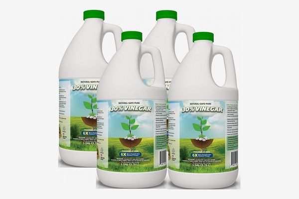 EcoClean Solutions 30% Pure Vinegar, 4 Gallons