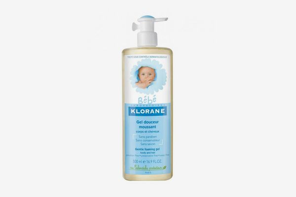 Klorane Baby Foaming Gel