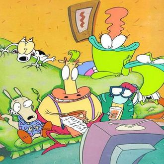 nickelodeon s early years loose and crazy says showrunner