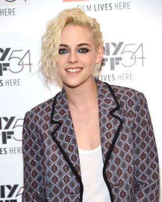 54th New York Film Festival - An Evening with Kristen Stewart