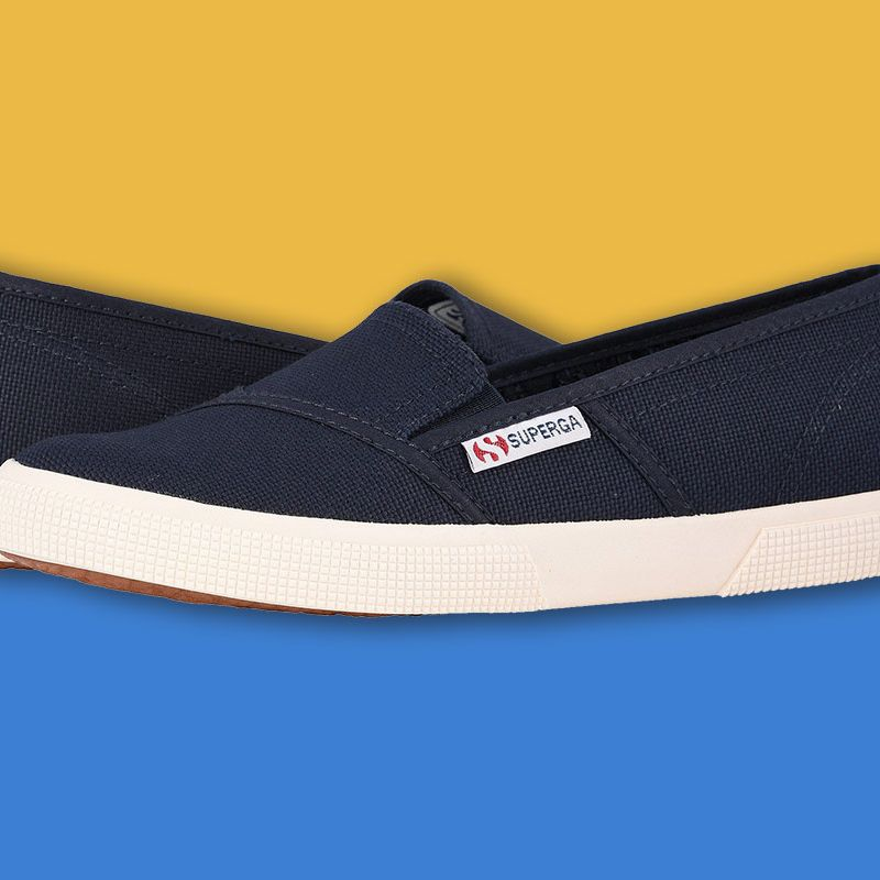 Superga Slip-On Sneakers on Sale at