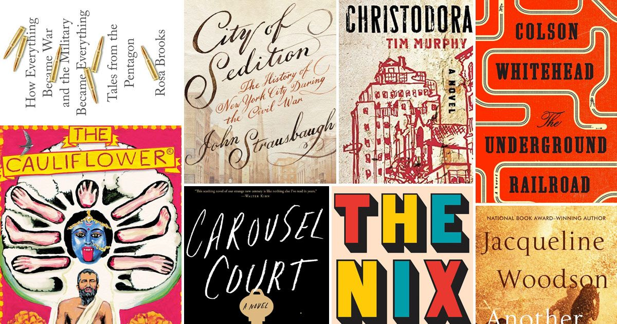 8 Books You Need to Read This August