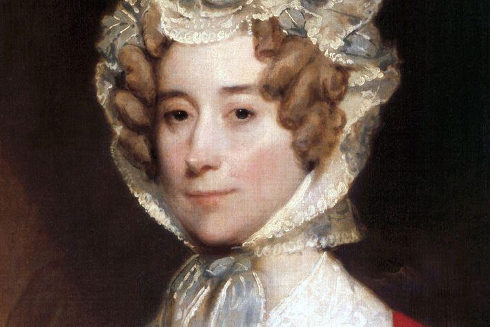 Louisa Catherine Adams, wife of John Quincy Adams.