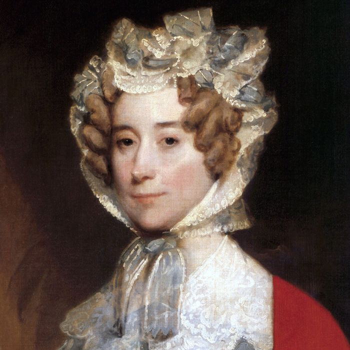 Louisa Catherine Adams, wife of John Quincy Adams.