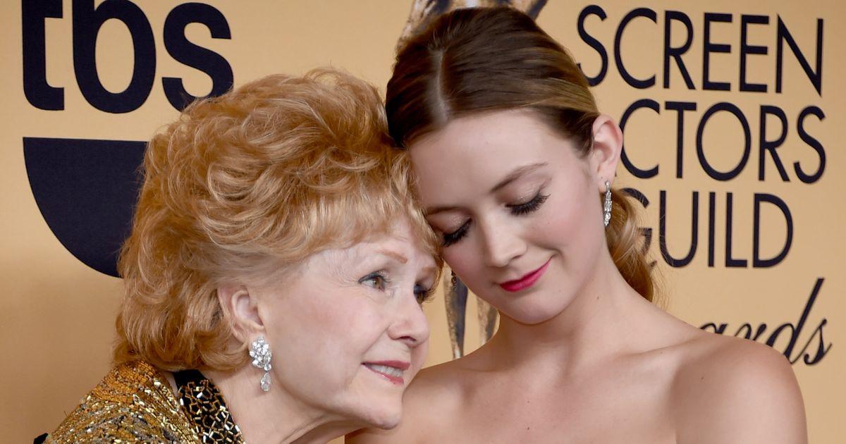 Billie Lourd Is Following In Debbie Reynolds's Footsteps