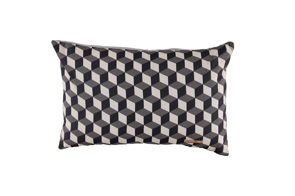ATSUYO ET AKiKO Geometric Shapes Pillow