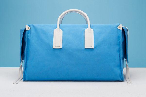 Weekender Canvas Bag